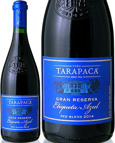 タラパカ グラン リゼルヴァ ブルー ラベル [2014](赤ワイン)