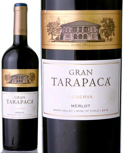 グラン・タラパカ[2016]メルロー(赤ワイン)