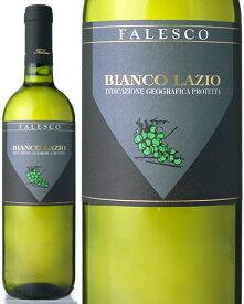 ラッツィオ ビアンコ [2015] ファレスコ ( 白ワイン ) [J]