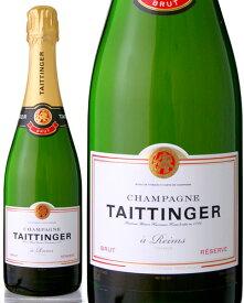 正規 テタンジェ ブリュット レゼルヴNV ( 泡 白 ) シャンパン シャンパーニュ [S]
