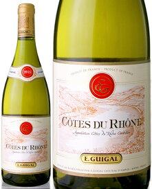 コート デュ ローヌ ブラン [2015] ギガル ( 白ワイン )