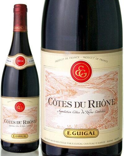 コート デュ ローヌ ルージュ[2014]ギガル(赤ワイン)