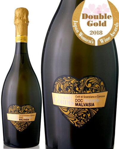 サクラワインアワード2018年ダブルゴールド受賞 チェヴィコ グランディ コルディス マルヴァッジア ドルチェ フリッツァンテNV(泡 白)
