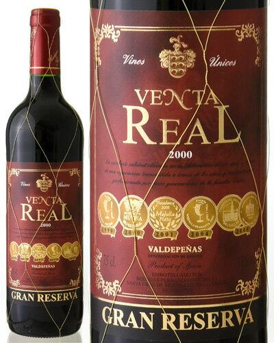 ベンタレアル グラン レゼルバ[2000](赤ワイン)[S]