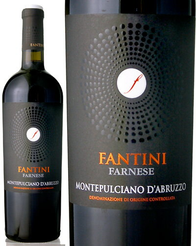 ファンティーニ・モンテプルチアーノ・ダブルッツォ[2016]ファルネーゼ(赤ワイン)