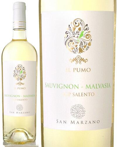 イル プーモ ソーヴィニヨン マルヴァージア [2017]サン マルツァーノ(白ワイン)