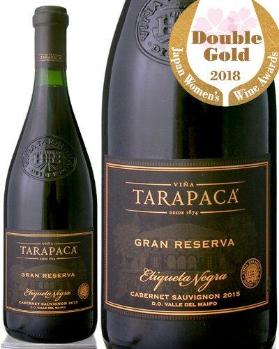 タラパカ グラン リゼルヴァ ブラック ラベル カベルネ ソーヴィニヨン[2016](赤ワイン)