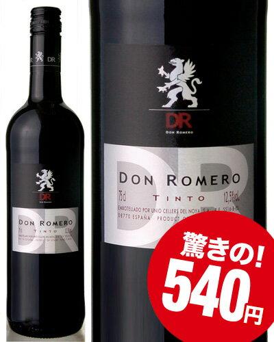 ドン・ロメロ・ティントN.V.(赤ワイン)※ラベル移行中