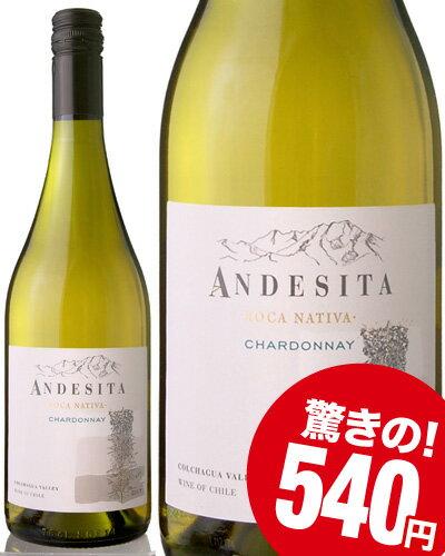 アンデシータ・シャルドネ[2017]ヴィーニャ・カサ・シルヴァ(白ワイン)