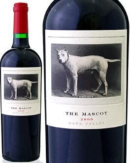 這件吉祥物納帕溪谷·紅·葡萄酒[2009](紅葡萄酒)(也她LAN和粘合劑的葡萄使用,釀造組一樣)[Y][S]