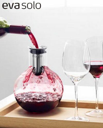 【送料無料】【正規品】eva solo(エバソロ)デカンタ カラフェ(デキャンタ)(ワイン(=750ml)8本と同梱可)