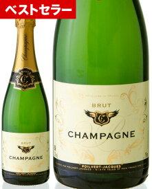 ポルヴェール ジャック ブリュットNV ( 泡 白 ) シャンパン シャンパーニュ