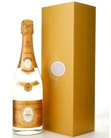 並行 箱入り ルイ ロデレール クリスタル ブリュット [2006] ( 泡 白 ) シャンパン シャンパーニュ(ワイン(=750ml)8本と同梱可) [J]