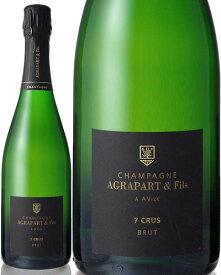 アグラパール ブリュット 7クリュNV ( 泡 白 ) シャンパン シャンパーニュ