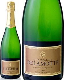 ブラン ド ブラン [2007] ドゥラモット ( 泡 白 ) シャンパン シャンパーニュ
