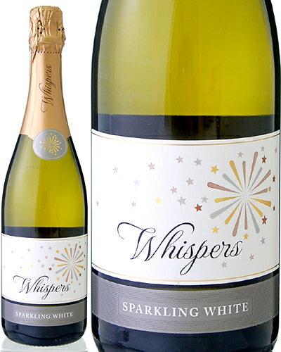 【ワイン王国64号5ツ星獲得!】ウィスパーズ・スパークリング・ホワイトNVリトレ・ファミリー・ワインズ(泡・白)[Y]
