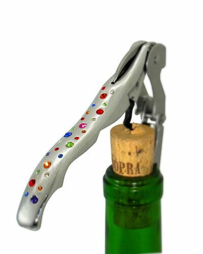 ☆プルタップス(Pulltap's) エボリューションレインボー(SX210RC)(ソムリエナイフ)(ワイン(=750ml)11本と同梱可)