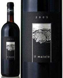 イル マイオーロ エミリア ロッソ リゼルヴァ [ 2005 ] イル マイオーロ ( 赤ワイン ) [J][S]