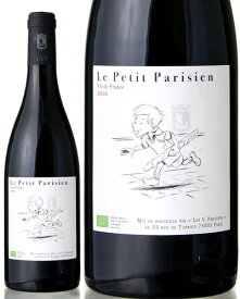 ル プティ パリジャン [2016] レ ヴィニュロン パリジャン ( 赤ワイン )