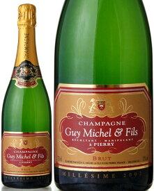 ブリュット ミレジム [2002] ギー ミッシェル ( 泡 白 ) シャンパン シャンパーニュ