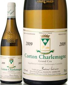 コルトン シャルルマーニュ [2009] ベルトラン アンブロワーズ ( 白ワイン ) [tp] [S]