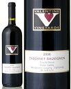 【11月16日より出荷】トリーズ ブロック カベルネ ソーヴィニヨン[2006]バレンタイン ヴィンヤーズ(赤ワイン)