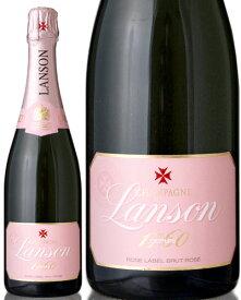 並行 箱なし ランソン ロゼ ラベル ブリュットNV ( 泡 ロゼ ) シャンパン シャンパーニュ [S]