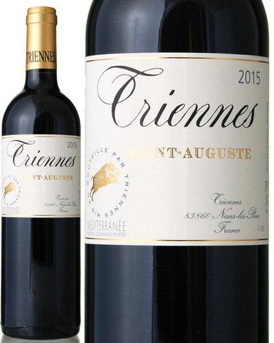 サン トーギュスト[2015]トリエンヌ(赤ワイン)