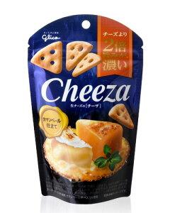 生チーズのチーザ カマンベール仕立て/Cheeza(40g)(グリコ) 【賞味期限:2020年7月31日】 (1〜6個迄、ワイン(=750ml)11本と同梱可)[S]