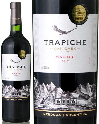 トラピチェ[2016or2017]マルベック オーク カスク(赤ワイン)※ヴィンテージご指定不可