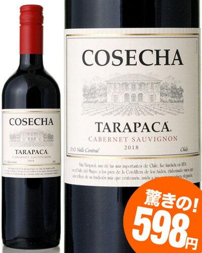 コセチャ タラパカ[2018] カベルネ ソーヴィニヨン(赤ワイン チリ)