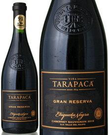 タラパカ グラン リゼルヴァ ブラック ラベル カベルネ ソーヴィニヨン [2016] ( 赤ワイン )