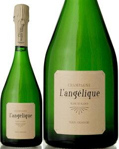 ランジェリック ブラン ド ブラン [2011] ムーゾン ルルー ( 泡 白 ) シャンパン シャンパーニュ [S]