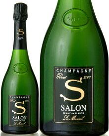 並行 サロン ブラン ド ブラン [2007] ( 泡 白 ) シャンパン シャンパーニュ [S]