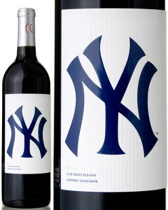ニューヨーク ヤンキース リザーヴ カベルネ ソーヴィニョン カリフォルニア [2016] ( 赤ワイン )