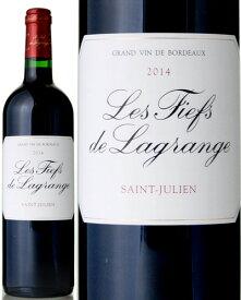 レ フィエフ ド ラグランジュ [2014] ( 赤ワイン )