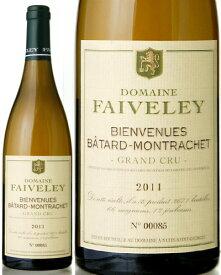 ビアンヴニュ バタール モンラッシェ [2011] フェヴレ ( 白ワイン )