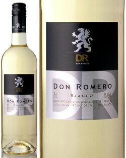ドン・ロメロ・ブランコN.V.(白ワイン)