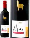 アルパカ カベルネ メルロー  サンタ ヘレナ ( 赤ワイン )