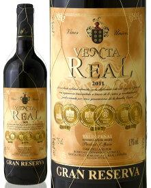 ベンタ レアル グラン レゼルバ [2011] ボデガ フェルナンド カストロ ( 赤ワイン )