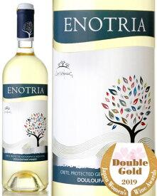 エノトリア ホワイト [2018] ドゥルファキス ワイナリー ( 白ワイン )