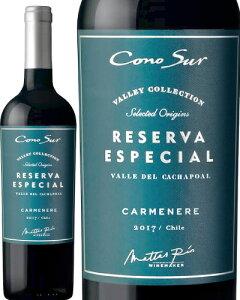 コノスル [2017] カルメネール レゼルバ エスペシャル ヴァレー コレクション ( 赤ワイン )