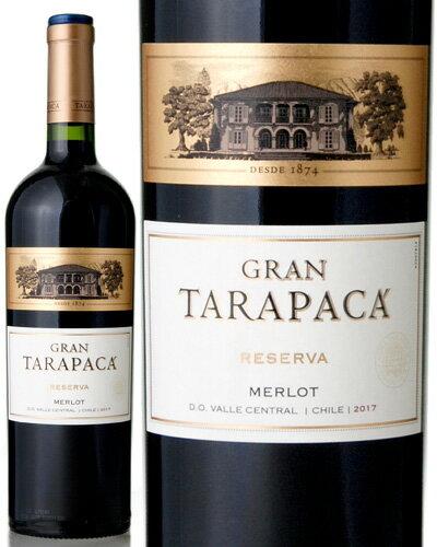 グラン タラパカ[2017]メルロー(赤ワイン)