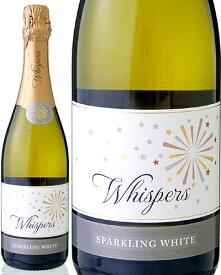 ワイン王国64号5ツ星獲得! ウィスパーズ スパークリング ホワイトNV リトレ ファミリー ワインズ ( 泡 白 ) スパークリング