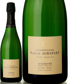 ブラン ド ブラン アヴィゾワーズ エクストラ ブリュット グラン クリュ [2011] アグラパール( 泡 白 ) シャンパン シャンパーニュ