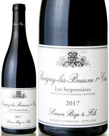 サヴィニー レ ボーヌ プルミエ クリュ レ セルパンティエール [ 2017 ]シモン ビーズ ( 赤ワイン )