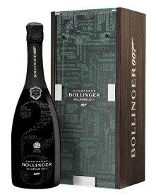 オリジナル箱付 007 リミテッド エディション ミレジメ [2011] ボランジェ ( 泡 白 ) (ワイン(=750ml)8本と同梱可) シャンパン シャンパーニュ [S]