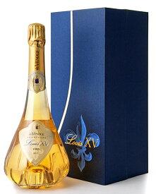 箱入り ドゥ ヴノージュ ルイ15世 [ 1995 ](ワイン(=750ml)8本と同梱可) ( 泡 白 )シャンパン シャンパーニュ[S]