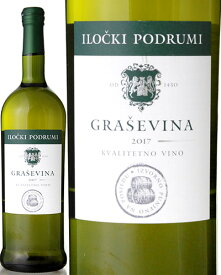 グラシェヴィーナ クラシック [ 2017 ]イロチュキ ポドゥルミ 1000ml ( 白ワイン )