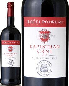 カピストゥラニ ツルニ クラシック [ 2017 ]イロチュキ ポドゥルミ 1000ml ( 赤ワイン )